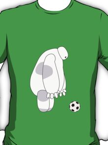 Big Hero 6 - Baymax (Green) T-Shirt