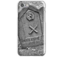 Remarkable Survival iPhone Case/Skin