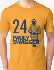 Pauly Swagger Unisex T-Shirt