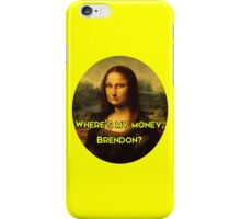 I'd Pay To See You Frown (Panic! At the Disco) iPhone Case/Skin