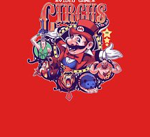 Video Game Circus Unisex T-Shirt