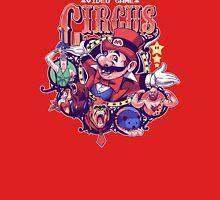 Video Game Circus Unisex T-Shirt
