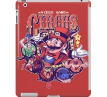 Video Game Circus iPad Case/Skin