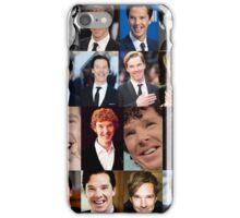 Benedict Cumberbatch Smile  iPhone Case/Skin