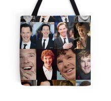 Benedict Cumberbatch Smile  Tote Bag