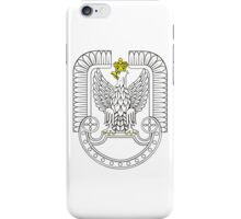 Polish Air Force's Eagle Insignia iPhone Case/Skin