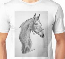 """Argentinian Beauty"" - Criollo mare Unisex T-Shirt"