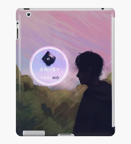 Not This Time iPad Case/Skin