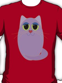 CAT LAVENDER ONE T-Shirt