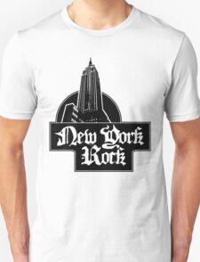 new york rock T-Shirt