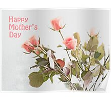 Pink Softness (Mother's Day)  Poster
