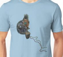 Urban Combat Squirrel Upgrade Unisex T-Shirt