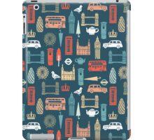 London Block Print - Multi by Andrea Lauren iPad Case/Skin