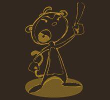 The monkey deux by GiantMidget