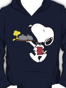 Snoopy Bellboy T-Shirt