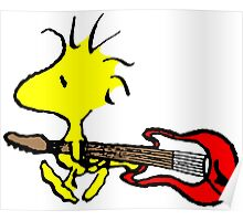 Woodstock Rocker Poster