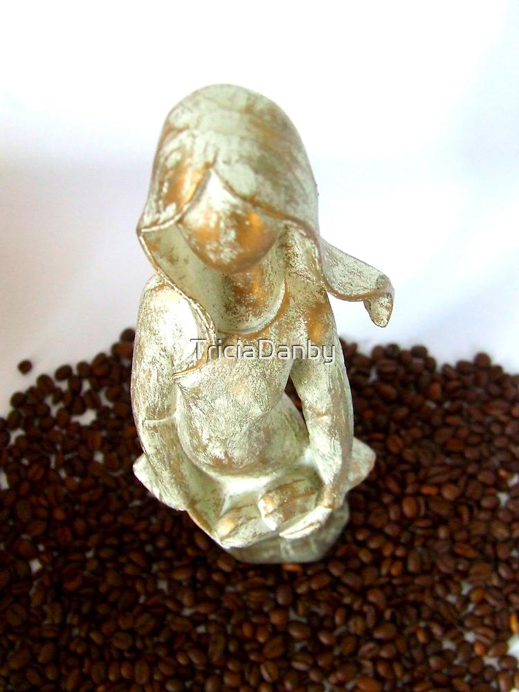 Coffee Angel by TriciaDanby