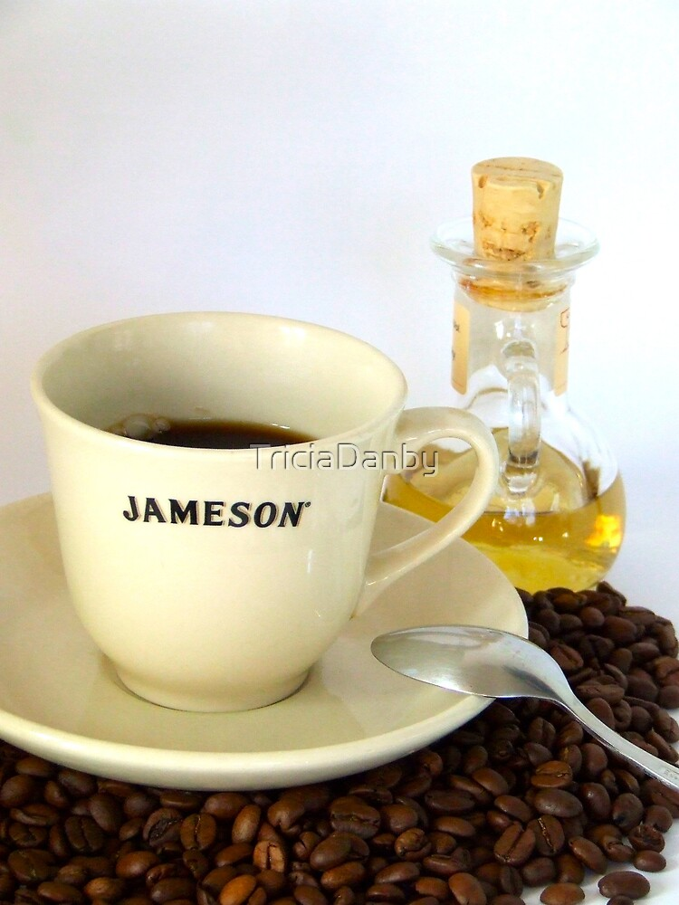 Whiskey n Coffee by TriciaDanby