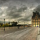Pont Royal by Xandru