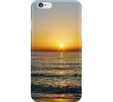 A Grecian Sunset iPhone Case/Skin