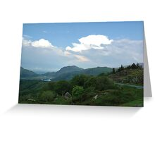 Do you need a drive? Greeting Card