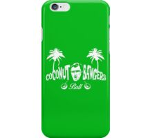 Coconut Bangers Ball iPhone Case/Skin