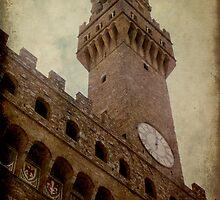 Palazzo della Signoria, Florence by Andrea Rapisarda