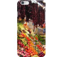 la Boqueria........................................Barcelona iPhone Case/Skin