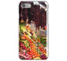 la Boqueria........................................Barcelona iPhone Case/Skin
