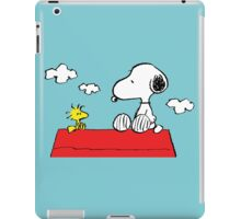 Snoopy and Woodstock Love iPad Case/Skin