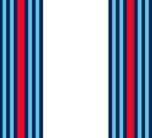 Martini double stripe Sticker