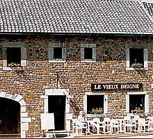 Le Vieux Deigné - Belgium by Gilberte