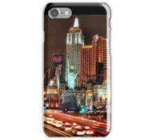 Las Vegas Night  iPhone Case/Skin