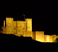 Dover Castle  by David Ratcliff