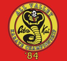 Vintage All Valley Karate Club Kids Clothes