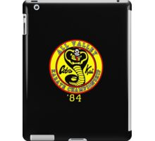 The Cobra Kai Karate Clan iPad Case/Skin