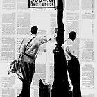 8th ave.  by Loui  Jover