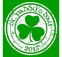 St. Paddy's Day 2015 Photographic Print