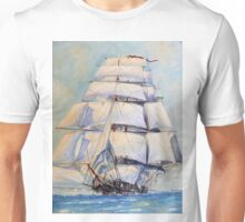 Sailing The Oceans Unisex T-Shirt