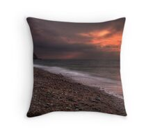 Cap Rouge Throw Pillow
