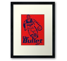 The Bullet Framed Print