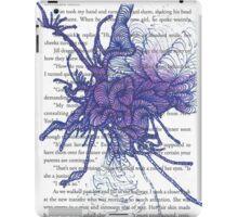 Book art iPad Case/Skin