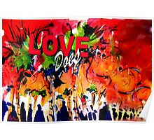 Love Does Palm Sunday Poster