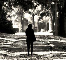 Alone In The Fall by Dan Jesperson