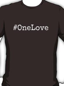 #OneLove T-Shirt