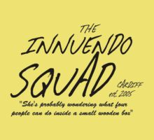 The Innuendo Squad - Est. 2005 Baby Tee