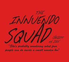 The Innuendo Squad - Est. 2005 One Piece - Long Sleeve