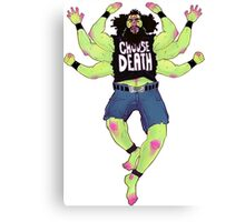 choose death Canvas Print