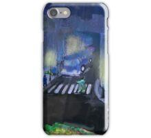 RAINY EVENING(C2007) iPhone Case/Skin