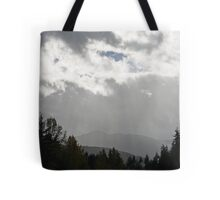 """""""Storm In The Olympics"""" Tote Bag"""
